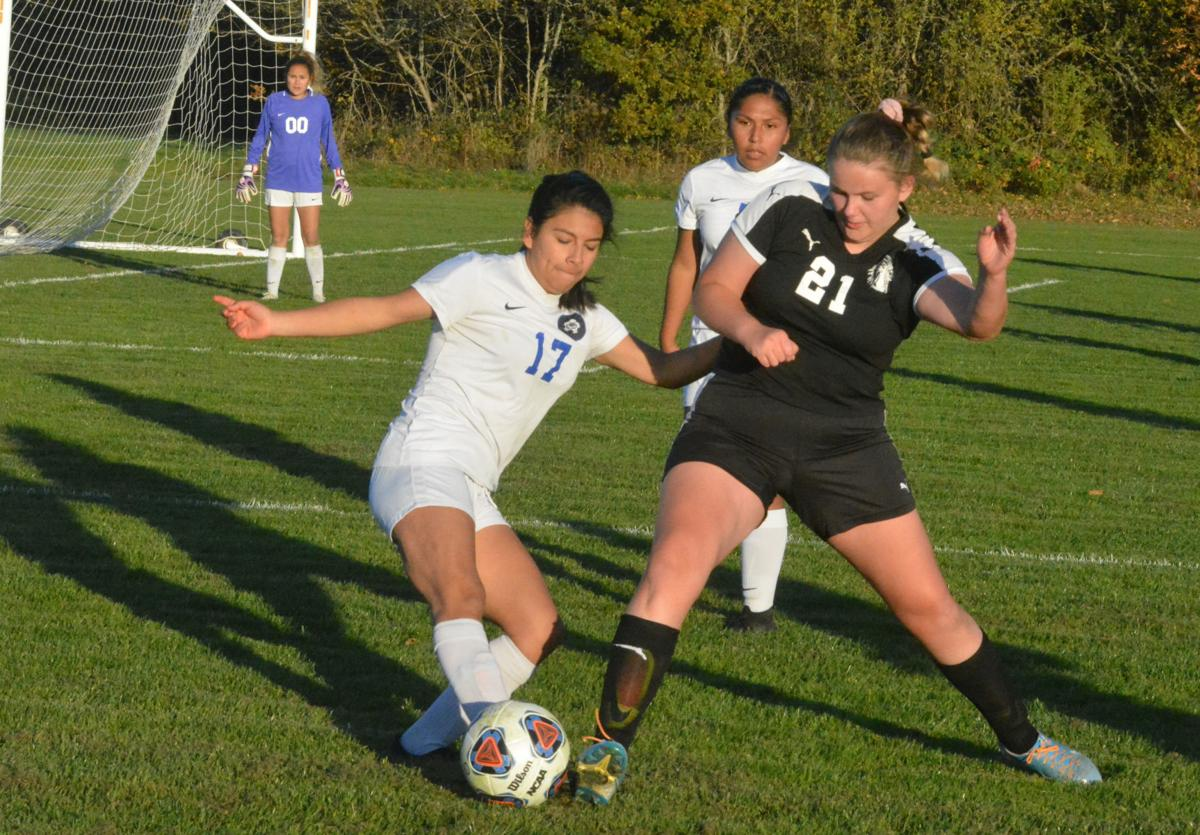 PHS girls soccer: Madison Rogers