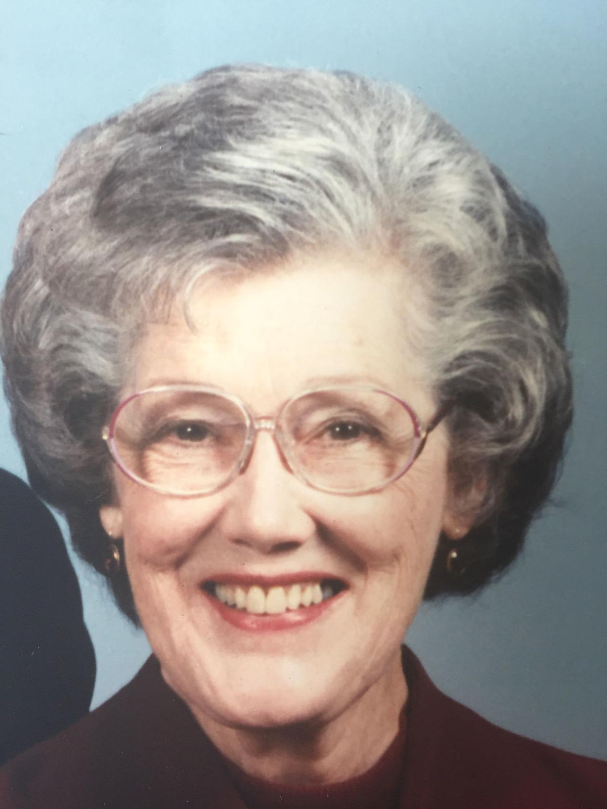Gladys Pat Jackson