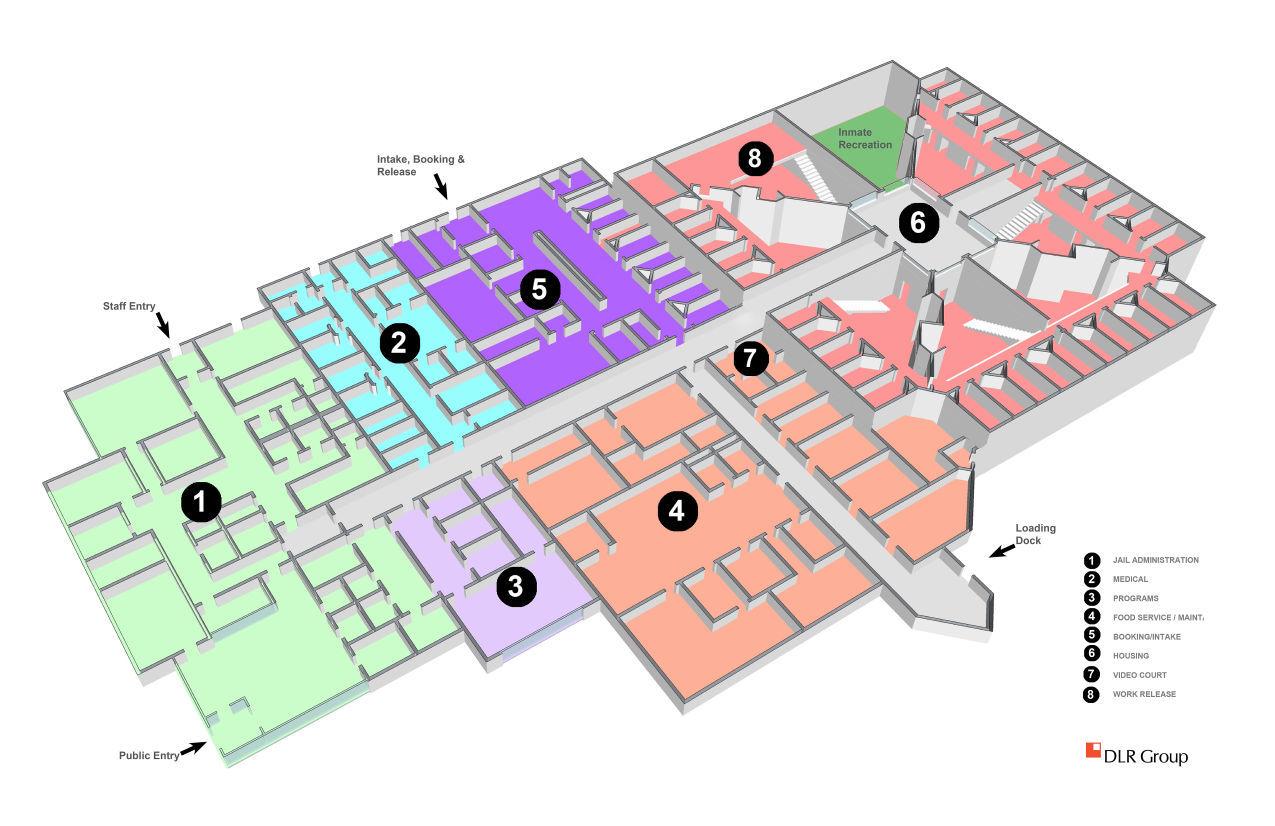 New Jail Floor Plan Jpg Gazettetimes Com