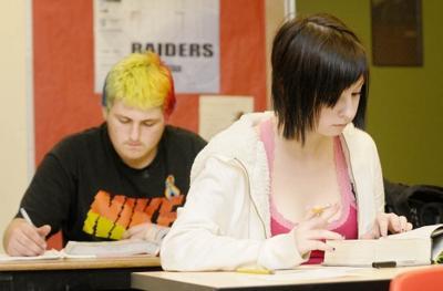 High school freshmen
