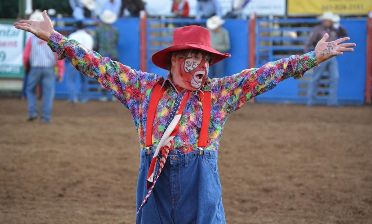 Column Rodeo Clown Has Connection To Canines Opinion