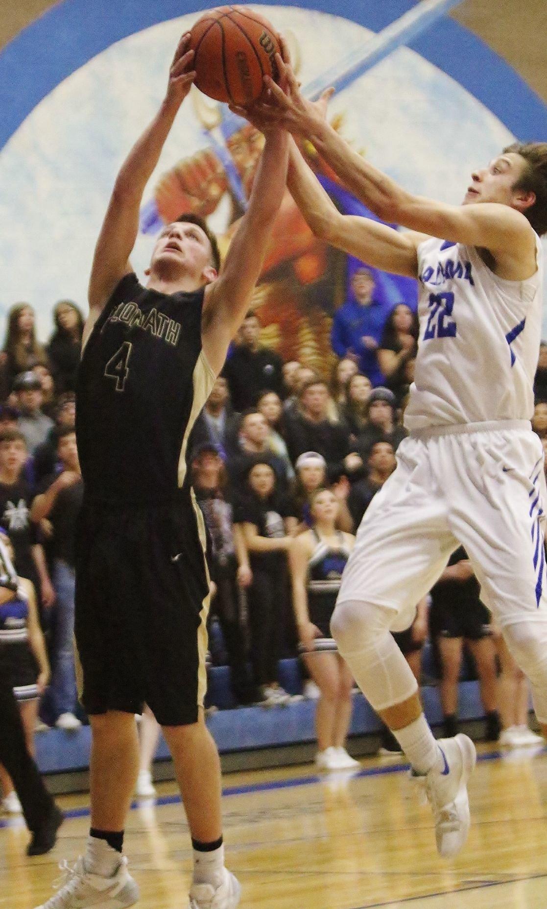 PHS boys basketball: Calvin Snuggerud