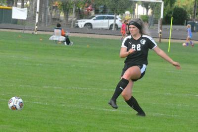 PHS girls soccer: Mia Rust