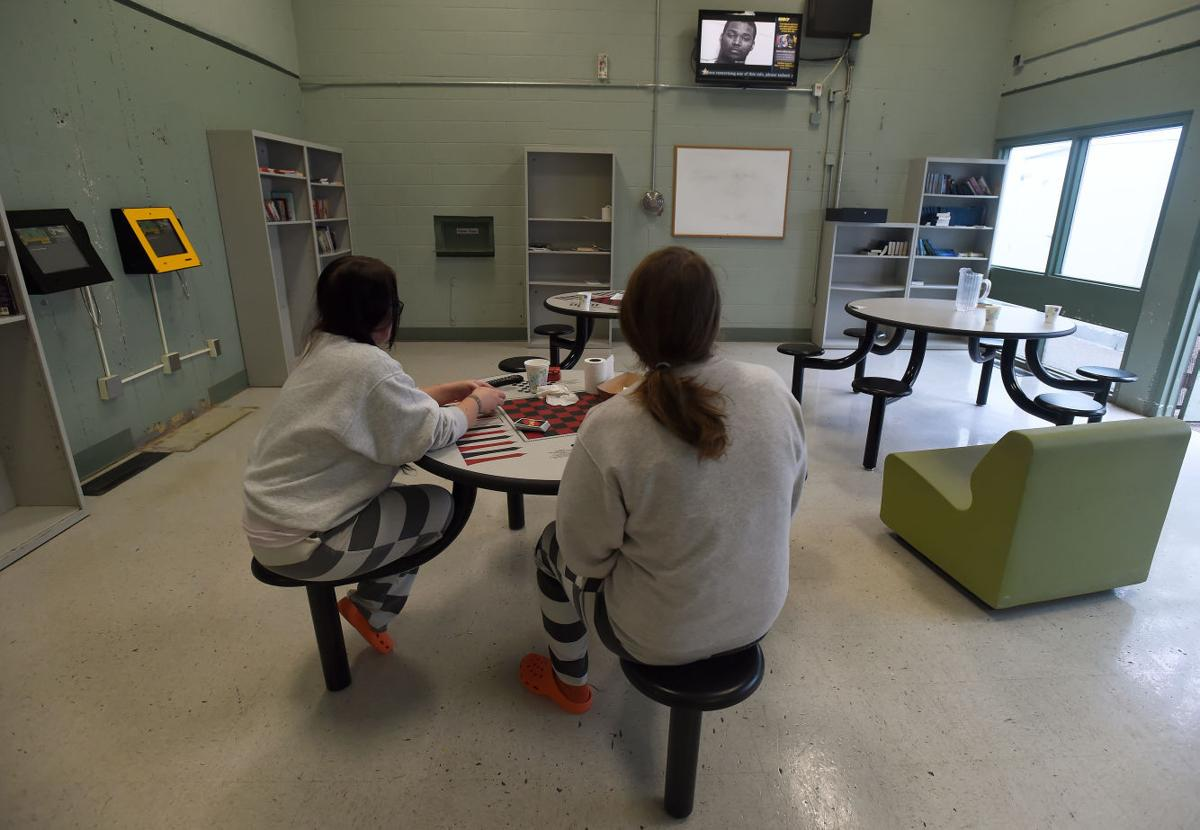 New Jail S Floorplan Designed To Help Inmates With