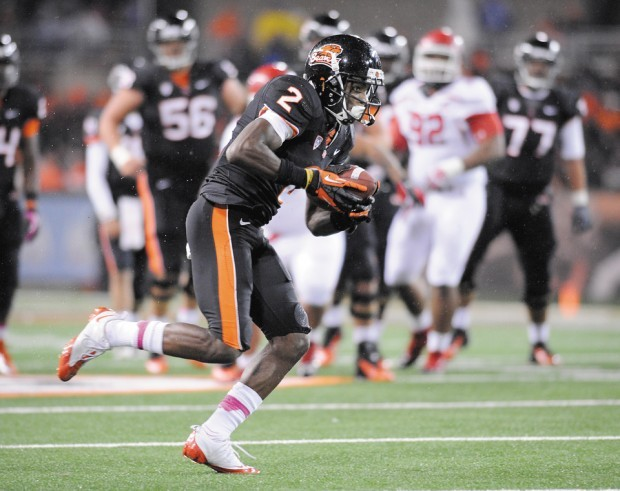 OSU football: Beavers have some speedy receivers