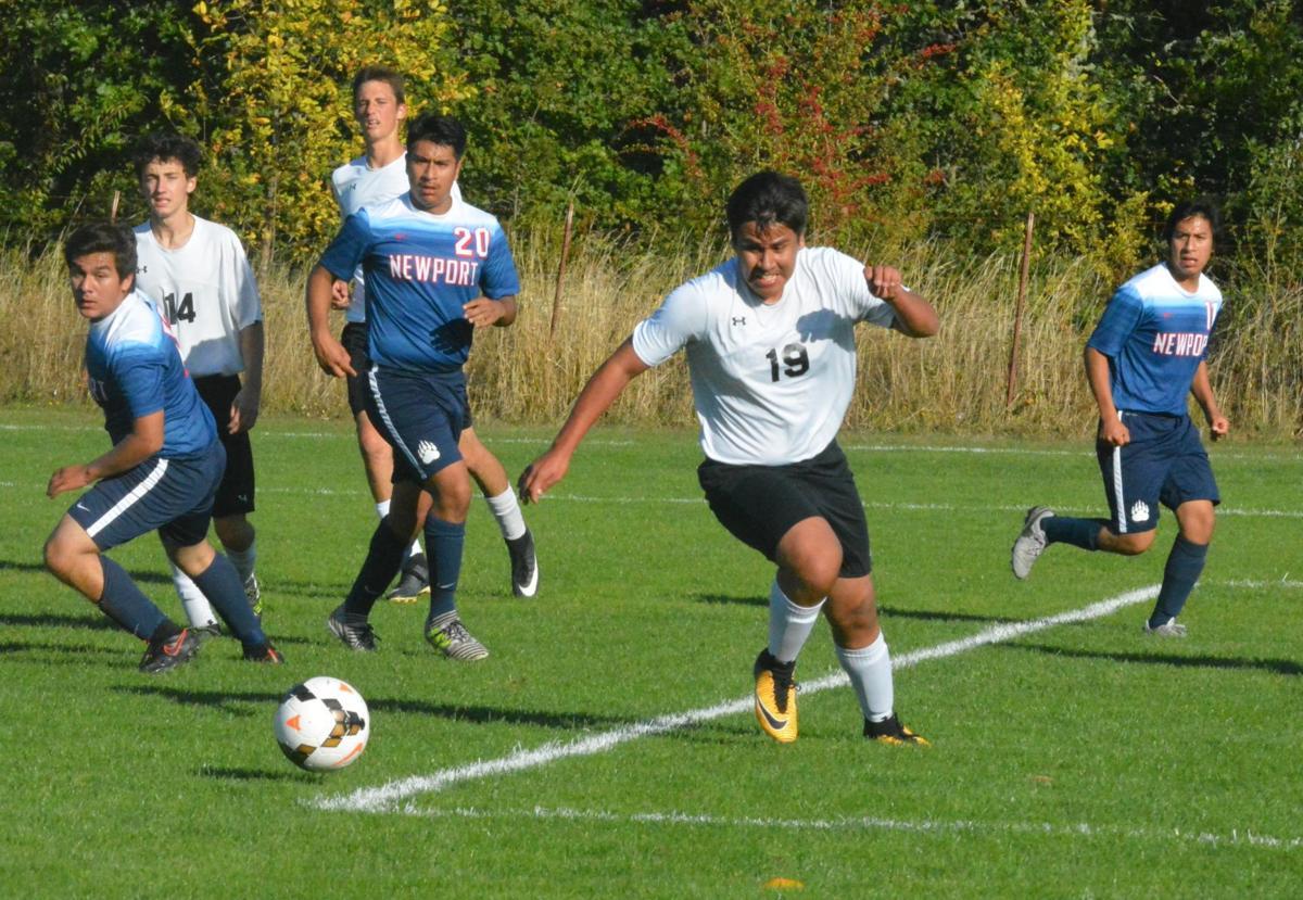 PHS boys soccer: Emmanuel Perea