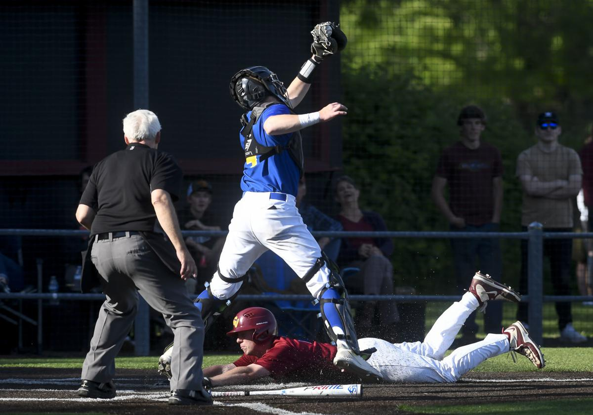 Prep baseball: Holder helps Raiders reach quarterfinals