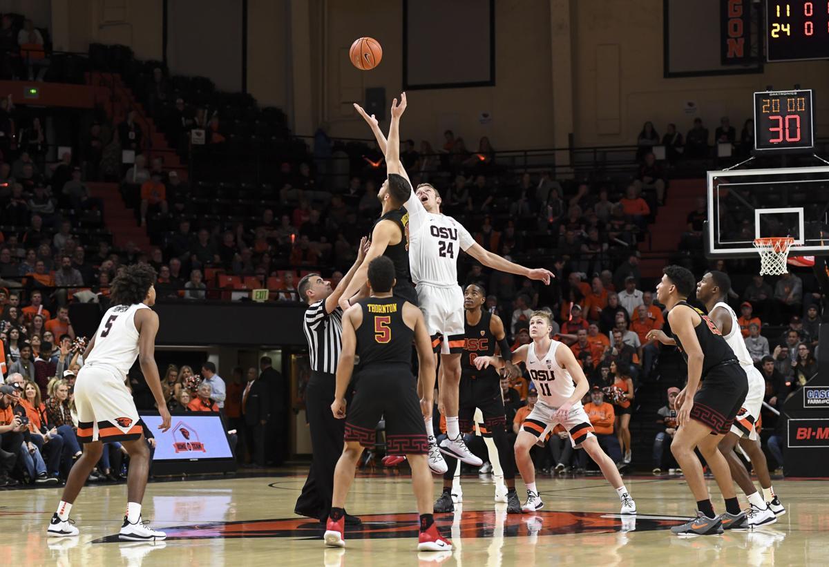 Gallery: OSU vs USC basketball 01