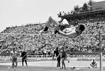 Fosbury takes track and field to new heights | Local ...