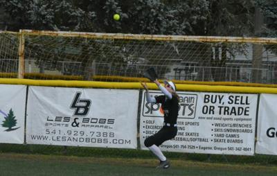 PHS softball: Kaili Saathoff