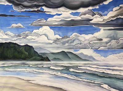 Whitman - coast