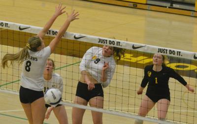 PHS volleyball: Joelle Berger