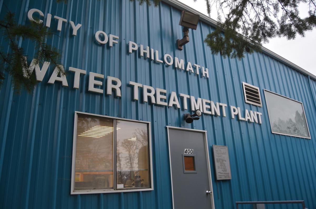 City of Philomath Water Treatment Plant