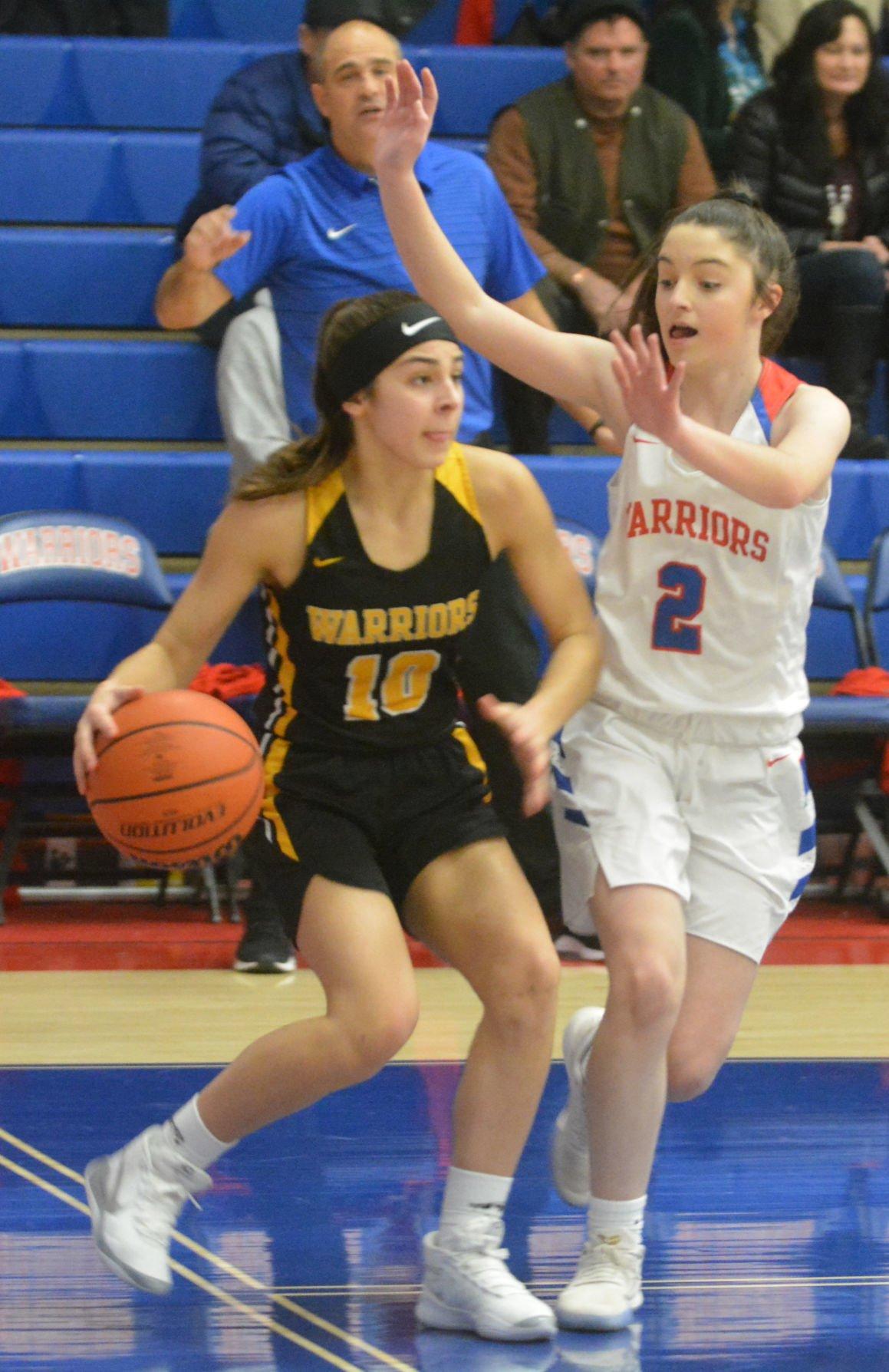 PHS girls basketball: Phaedra Hinds-Cook
