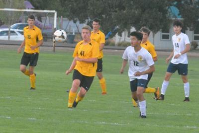 PHS boys soccer: Luke Haslam