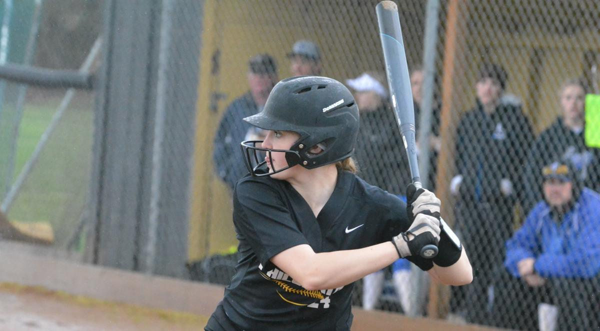 PHS softball: Reagan Larson