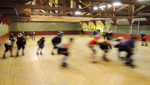 Sick Town Derby Dames new home 2