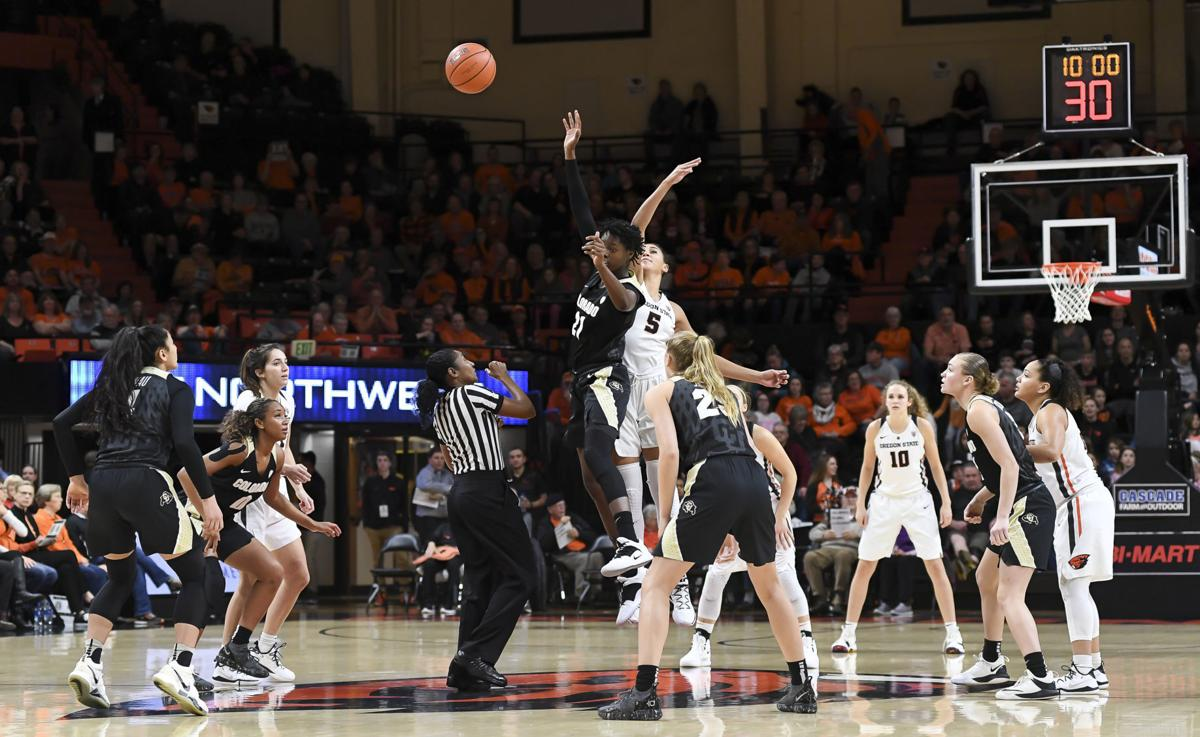 Gallery: OSU vs Colorado basketball 01