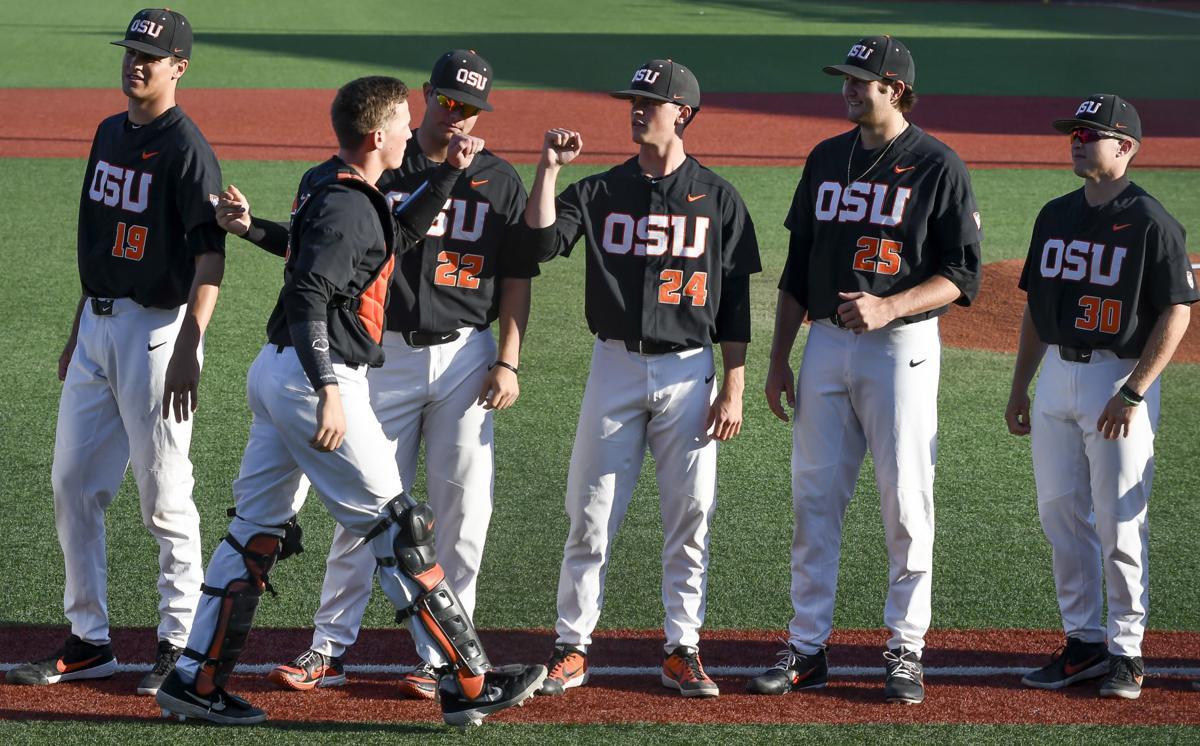 Gallery: OSU vs Cincinnati baseball 01