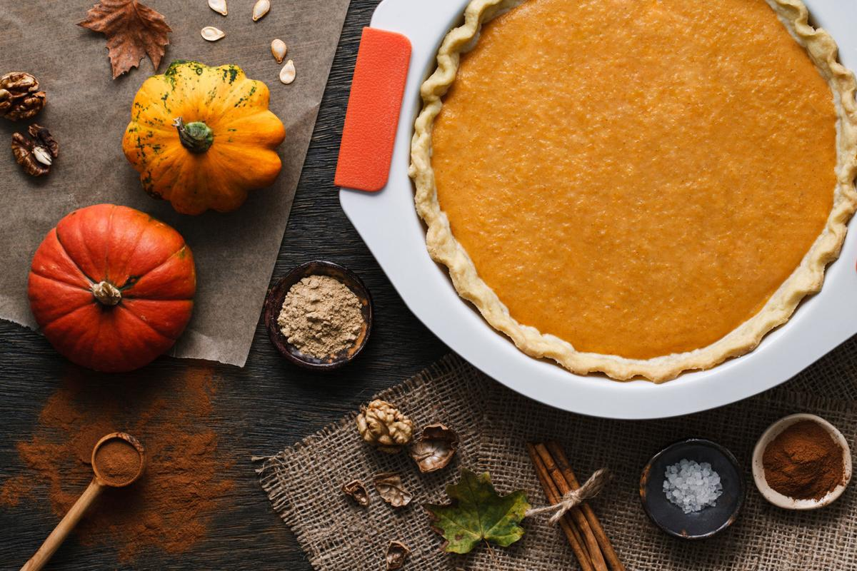 Vintage recipes: Get in the fall spirit with these pumpkin dishes