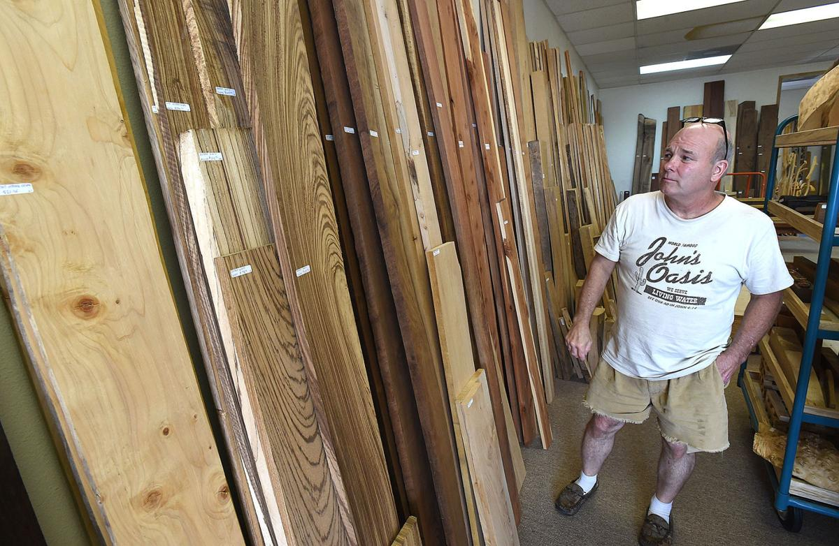 New Store Caters To Woodworkers Business Gazettetimes Com