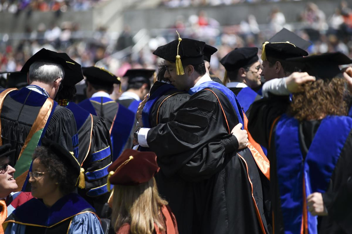 OSU Graduation 2017