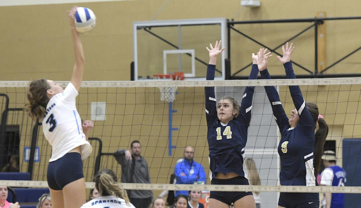 5A volleyball preview