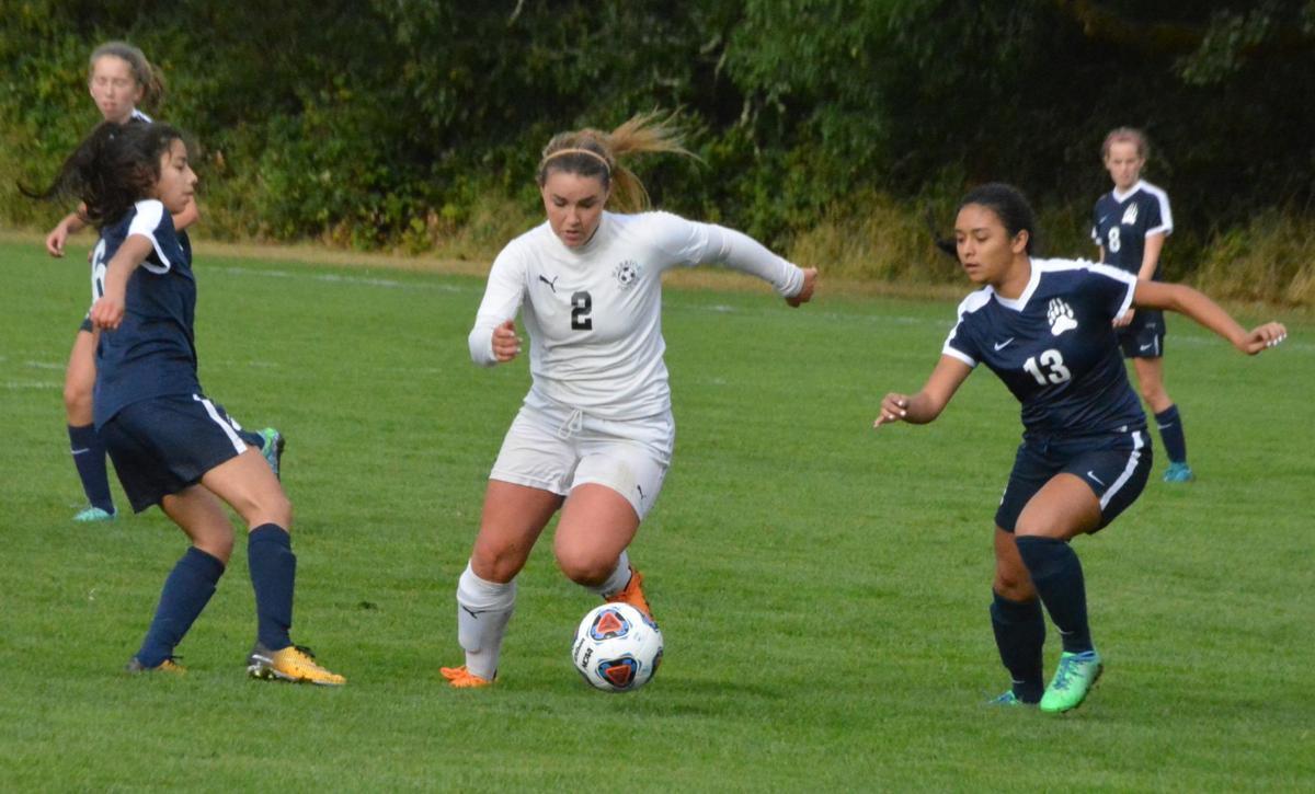 PHS girls soccer: Carrie Lillis