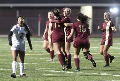 Gallery: CVHS vs The Dalles soccer 17