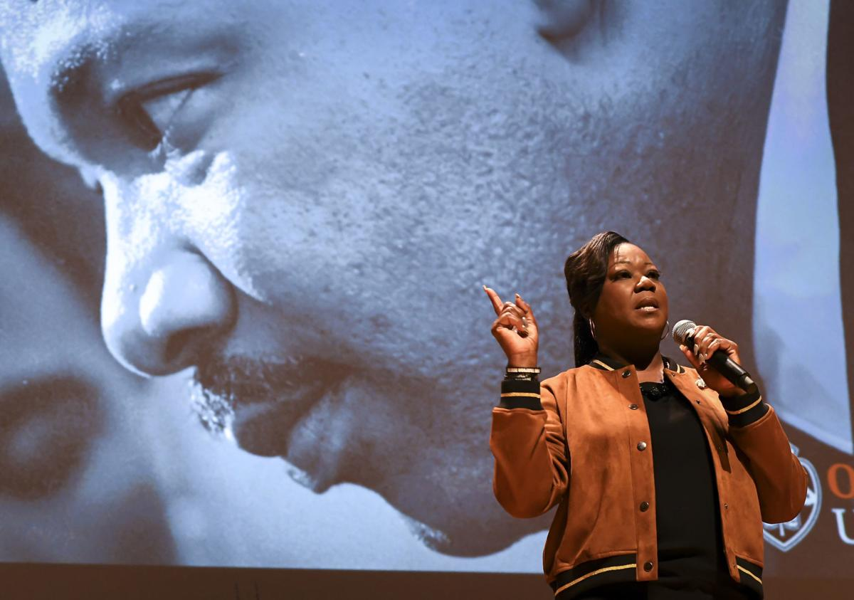Turning Tragedy Into Positive Change Trayvon Martin S Mother Speaks