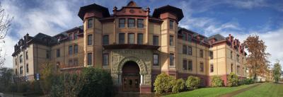 OSU Stock: Waldo Hall