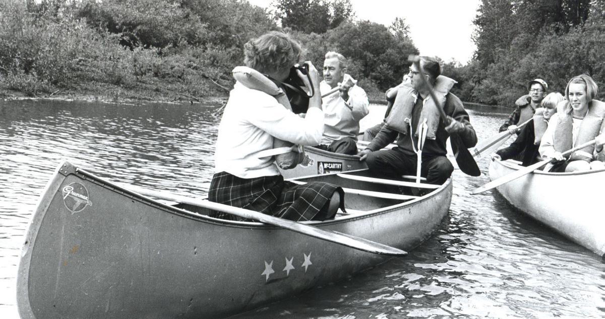 Eugene McCarthy 1968-1