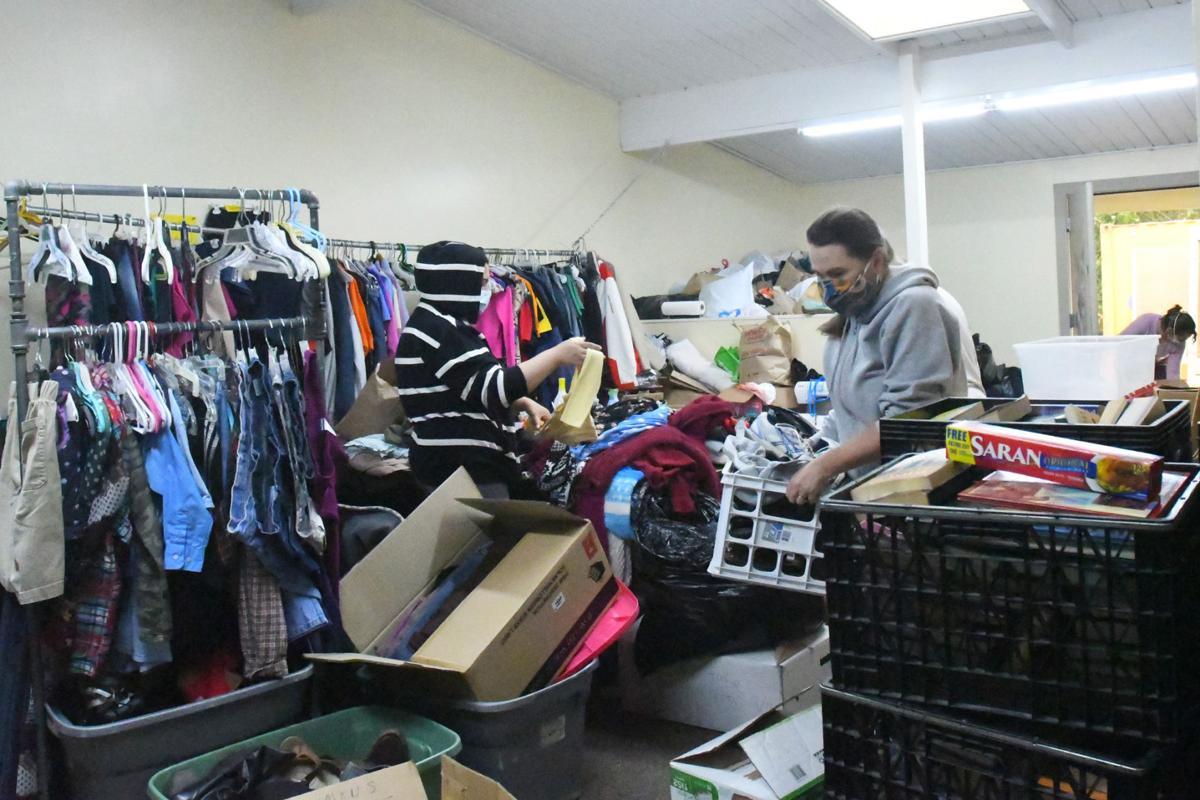 Benton County Donations (copy)