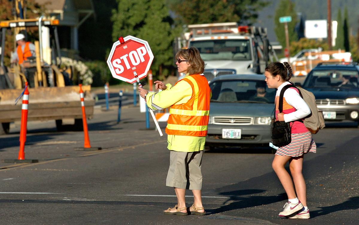 From the Past: 2007 crossing guard