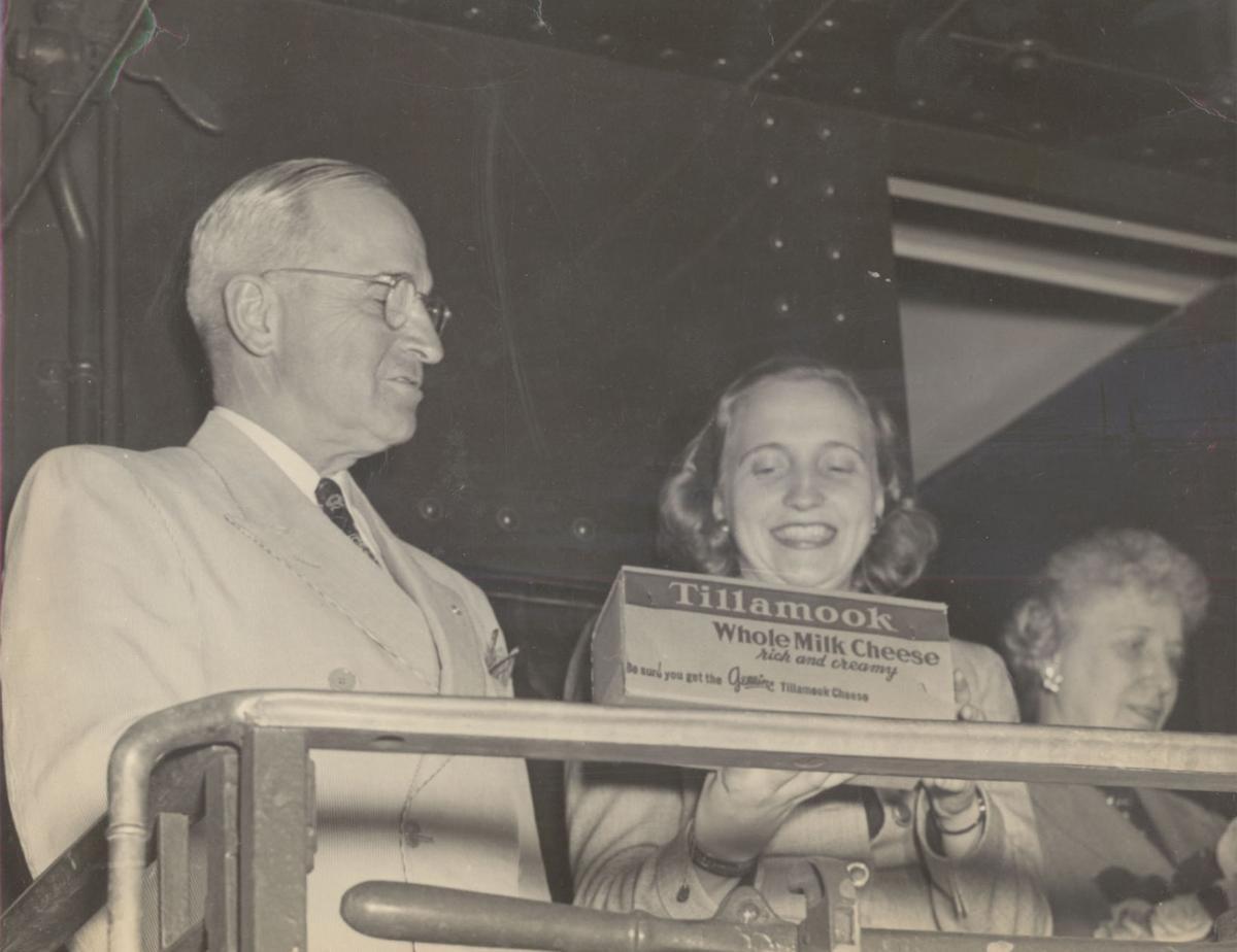 Harry S. Truman 1948