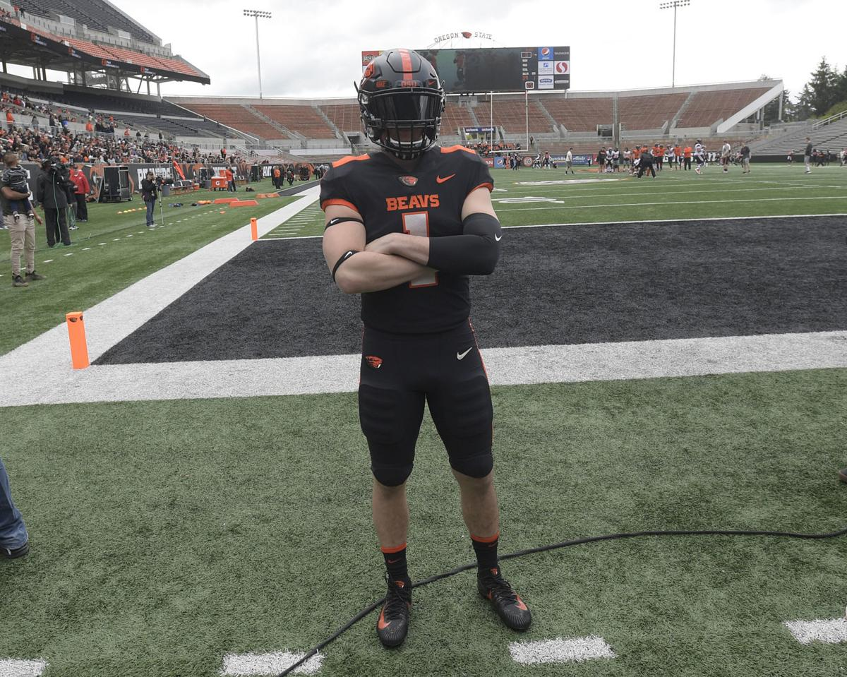 Gallery Oregon State Unveils New Football Uniforms Local