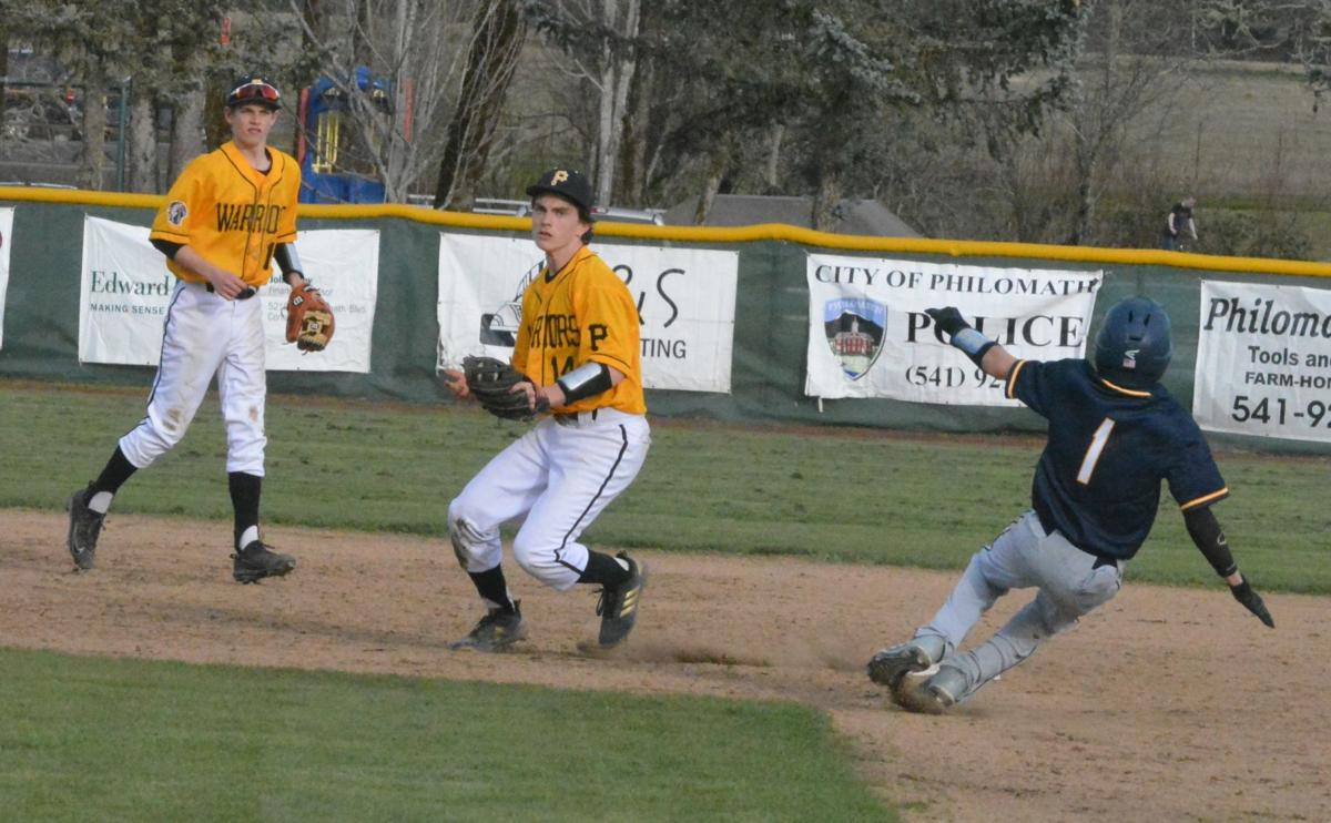 PHS baseball: Michael Slater, Cameron Ordway