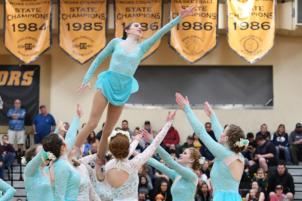 PHS dance: Stella Neville