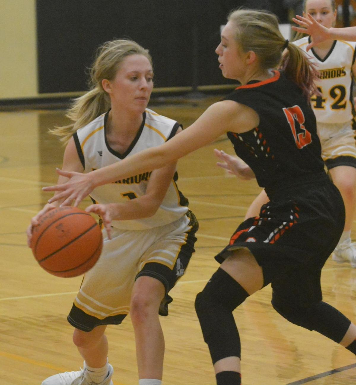 PHS girls basketball: Riley Weaver