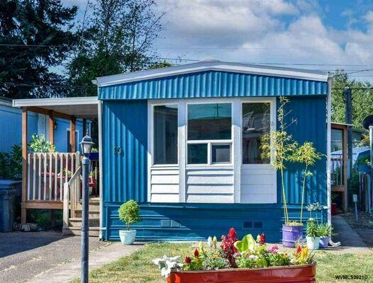 2 Bedroom Home in Corvallis - $55,000