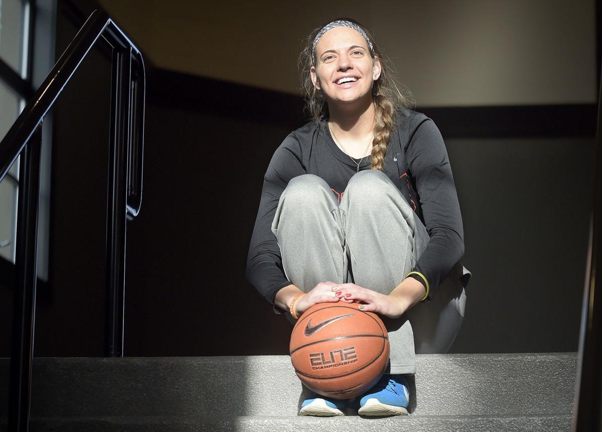 OSU women's basketball: Faith helps Wiese remain positive ...