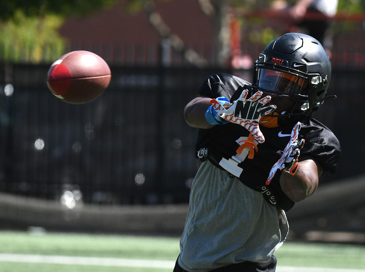 Oregon State receiver Tyjon Lindsey