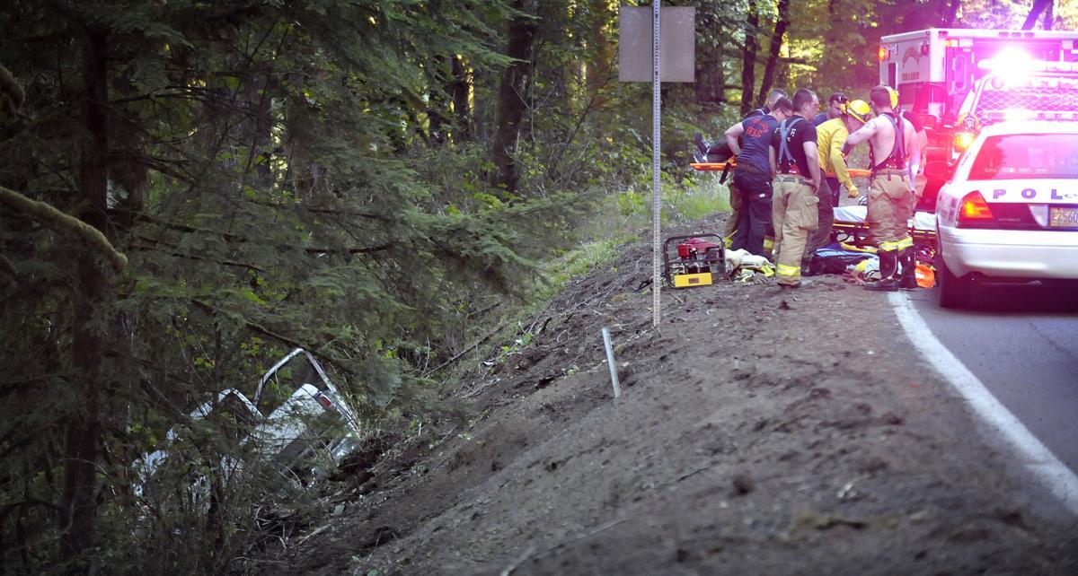 Wreck backs up Highway 34 traffic | Local | gazettetimes com