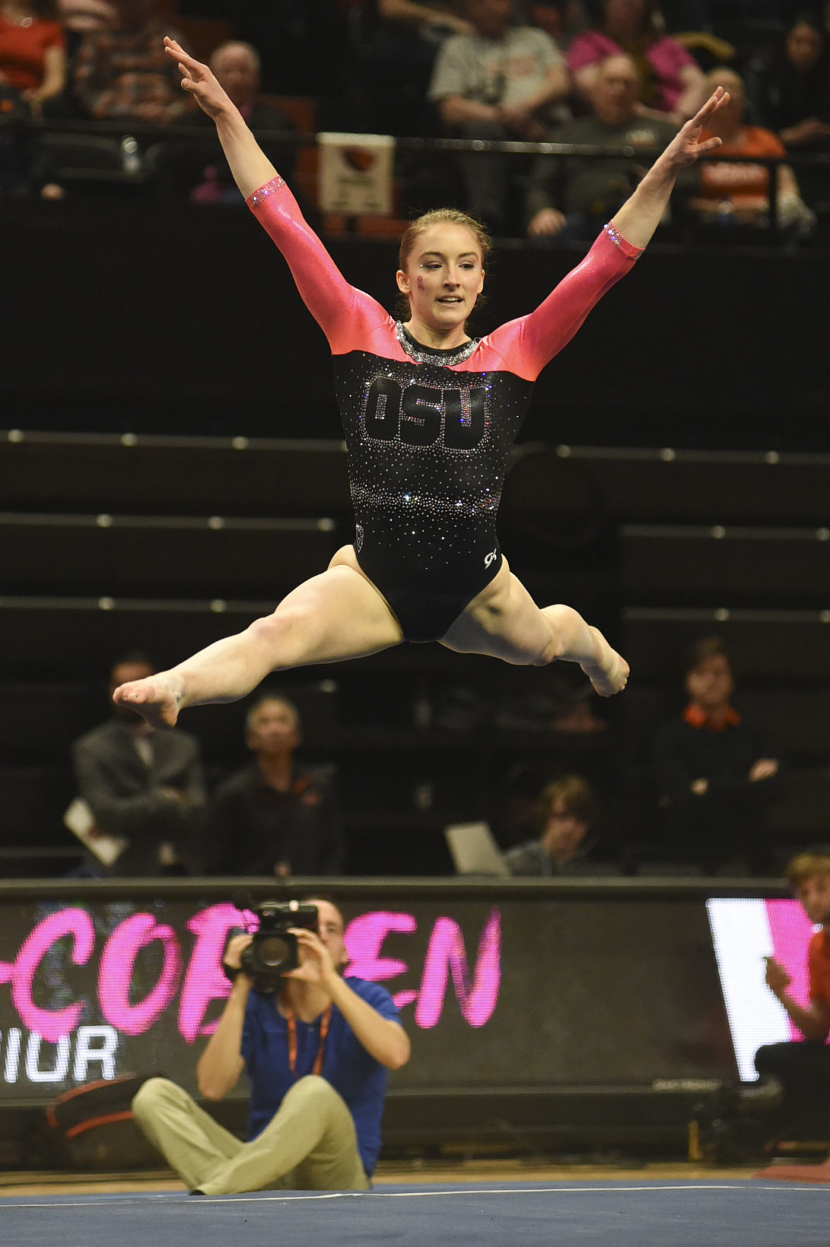 Oregon State vs. California Gymnastics