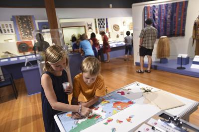 Family Day at Benton County Historical Museum