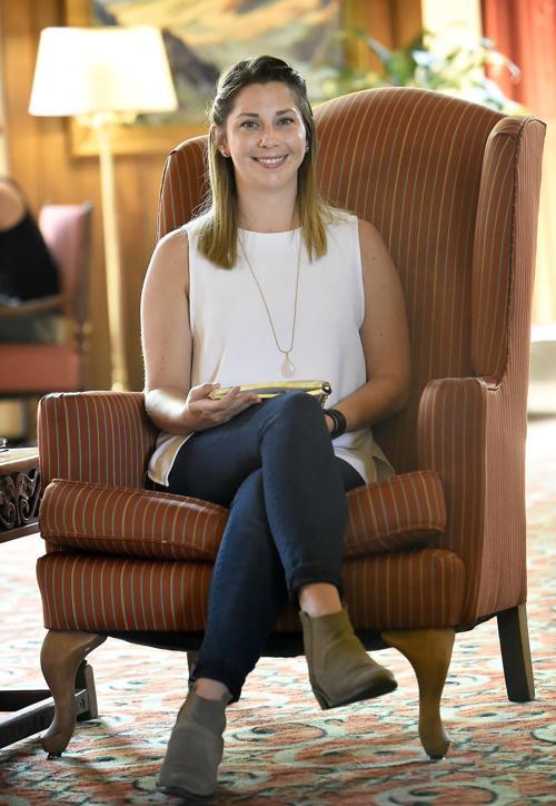 OSU Grad Kathryn Cowsert