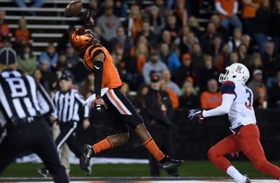 big sale 83110 94b70 OSU football: Beavers run through pro day | Football ...