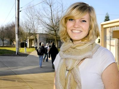 Student's quest brings major honors