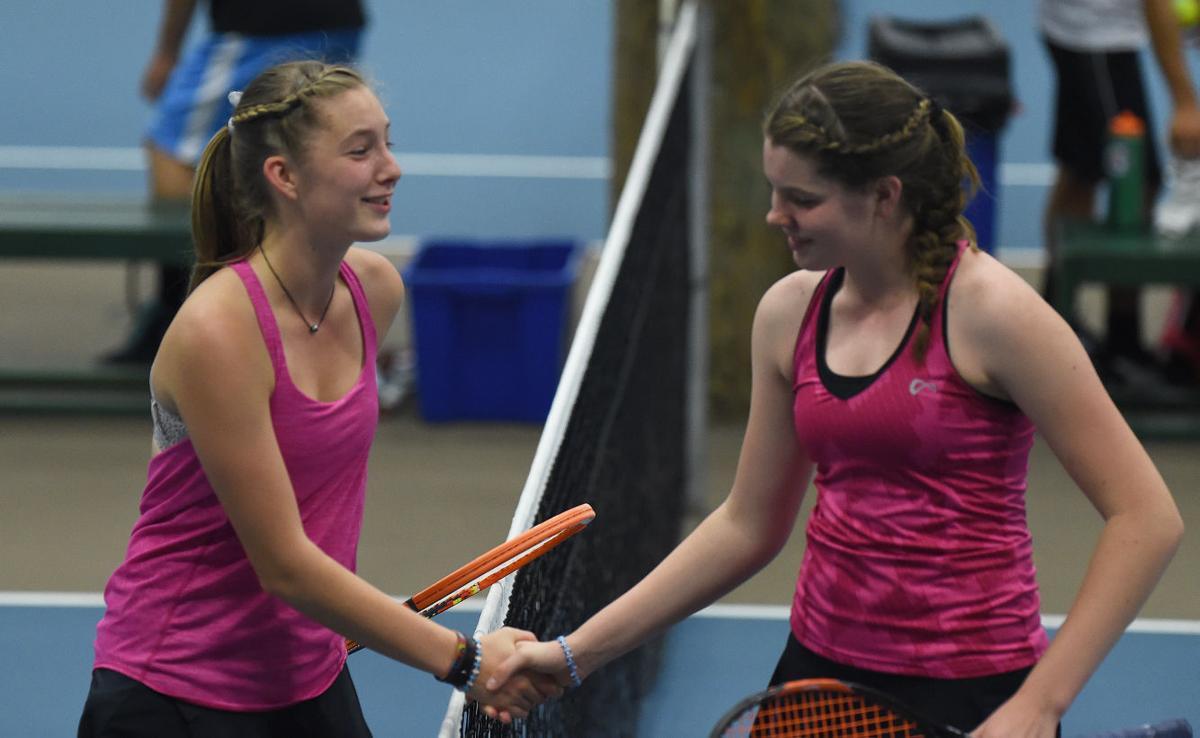Anna Kern - tennis