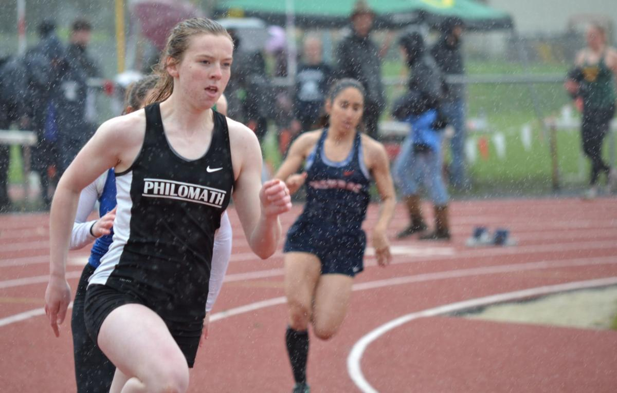 PHS track and field: Maggie Ross